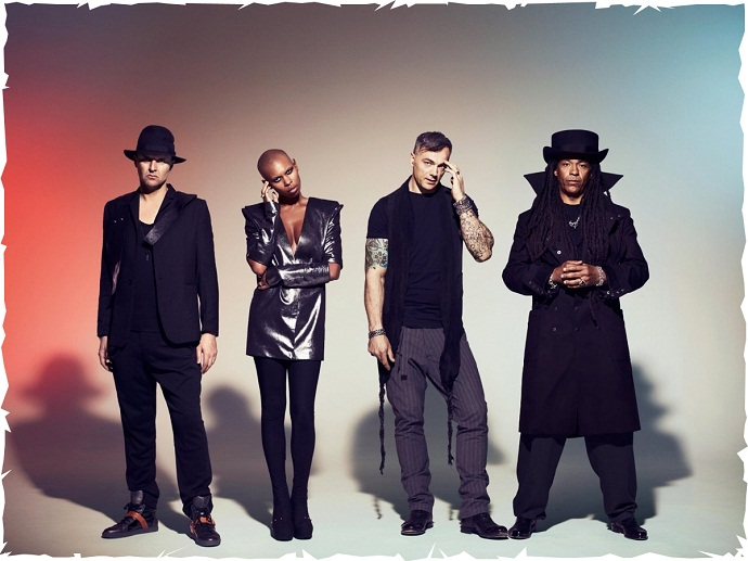 Skunk Anansie-британская рок-группа основанная в 1994г.