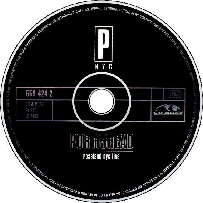 Portishead - Roseland New York City