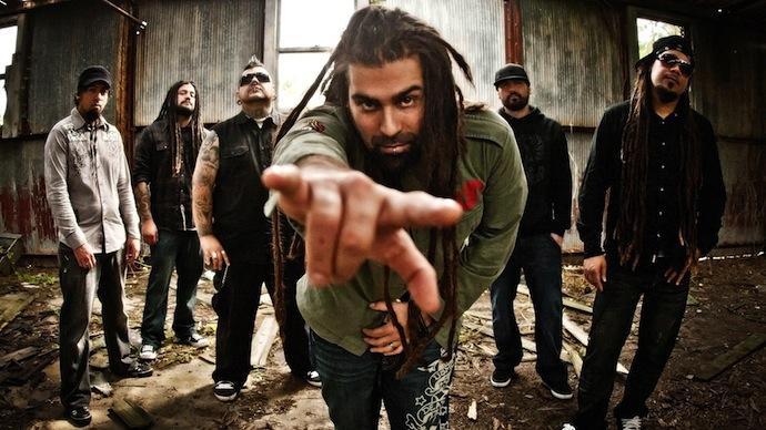 Ill Nino - американская рок-группа латиноамериканского происхождения, играющая в жанре Nu Metal