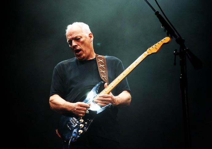 Дэвид Джон Гилмор — британский композитор, гитарист, вокалист, один из лидеров группы Pink Floyd