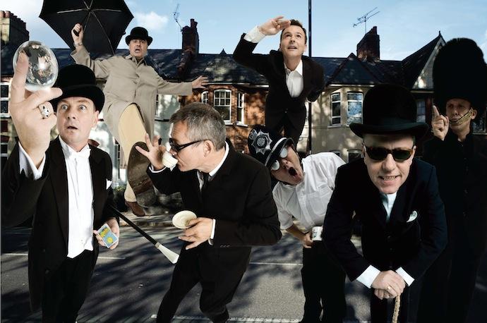 Madness — британская группа новой волны, образовавшаяся в 1978 году в Лондоне, Англия, и создавшая собственный стиль, соединив в нём элементы музыки ска, поп-рока и звучания Motown