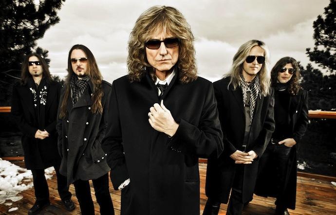 Whitesnake — британо-американская рок-группа, играющая хард-рок с блюзовыми элементами, созданная в 1977 году Дэвидом Ковердэйлом, вокалистом распавшихся тогда Deep Purple
