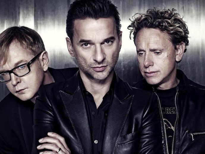 Depeche Mode — британский музыкальный коллектив, образовавшийся в 1980 году в городе Базилдон