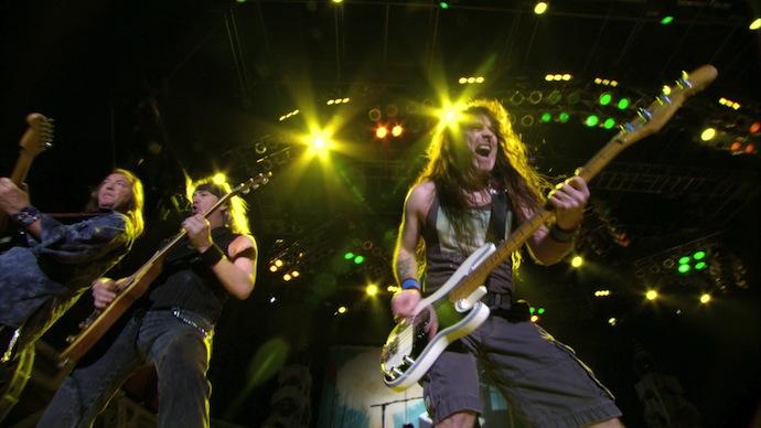 Iron Maiden — британская хеви-метал-группа, которая в начале 1980-х гг. являлась одной из известнейших представительниц Новой волны британского хеви-метала (NWBHM)