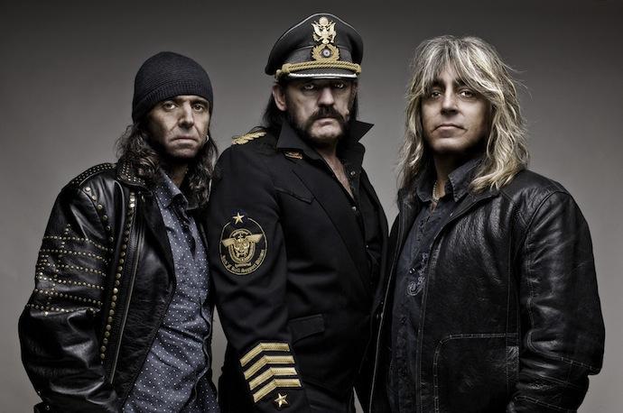 Motörhead — британская хард-рок-группа, оказавшая большое влияние на развитие всей тяжёлой музыки, в частности, на возникновение спид-метала, хотя отнести её музыку к стилю спид-метала можно только с натяжкой