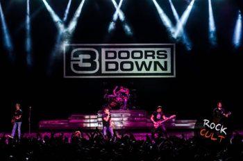 3 Doors Down — американская рок-группа, основанная в Escatawpa, Миссисипи, в 1994 году Брэдом Арнольдом (вокал и барабаны), Мэттом Робертсом (гитара) и Тоддом Харреллом (бас)