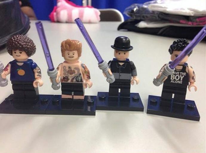 Fall Out Boy Lego1