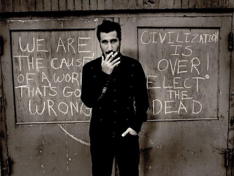 Serj Tankian в Москве