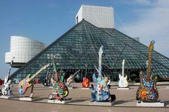 rock-n-roll hall of fame зал славы рок-н-ролла день в истории рока