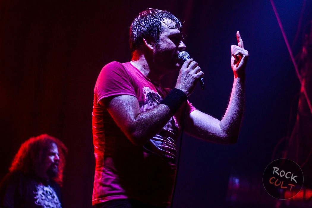 Napalm death moscow 24