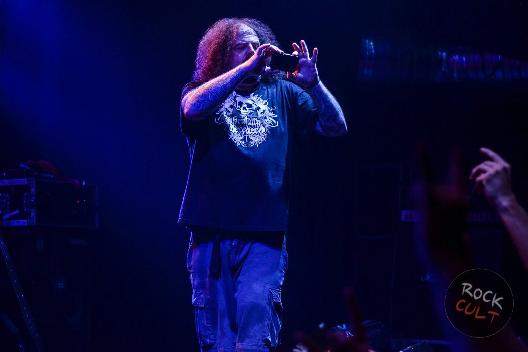 Napalm death moscow 25