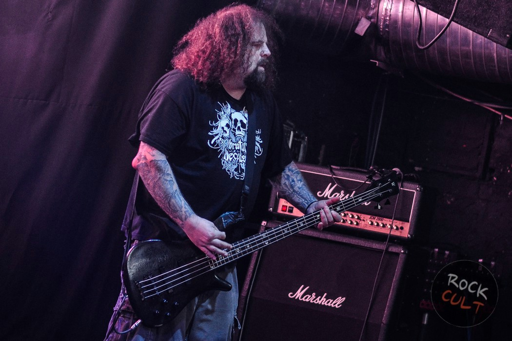 Napalm death moscow 26