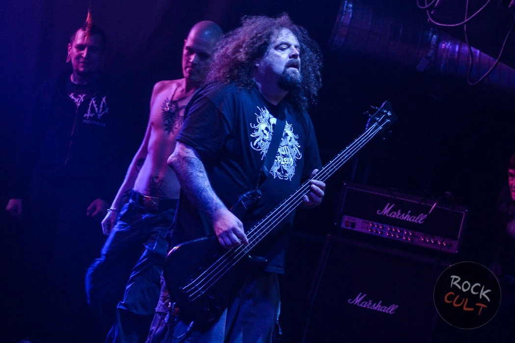 Napalm death moscow 34