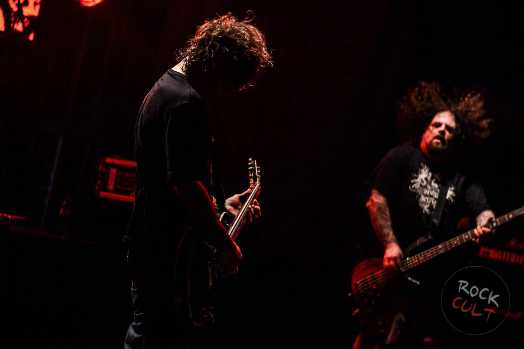 Napalm death moscow 40