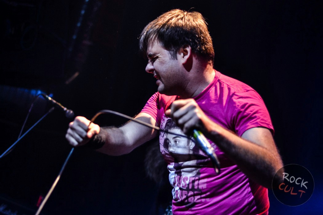 Napalm death moscow 5