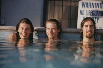 Nirvana Nevermind Pool kurt cobain