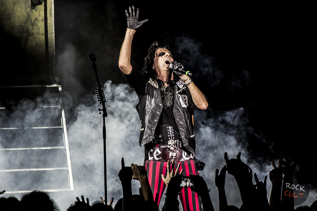 Alice Cooper в Москве 2013 Crocus City Hall
