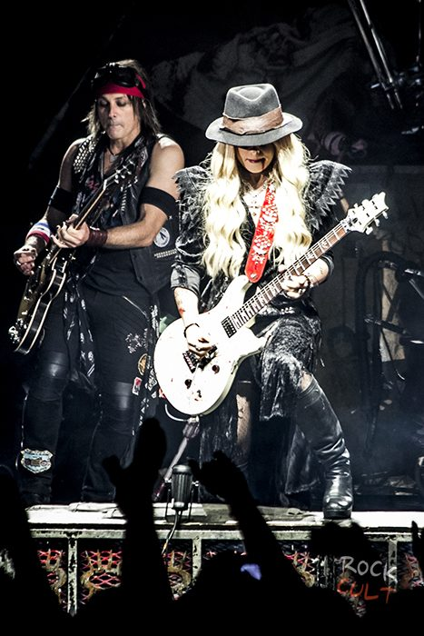 Alice Cooper в Москве 2013 Crocus City Hall Orianthi
