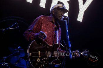 Chuck Berry в Известия Hall