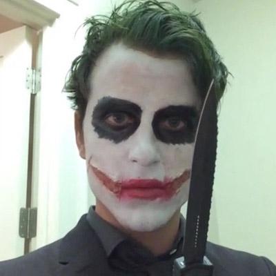как разукрасить лицо на хэллоуин фото