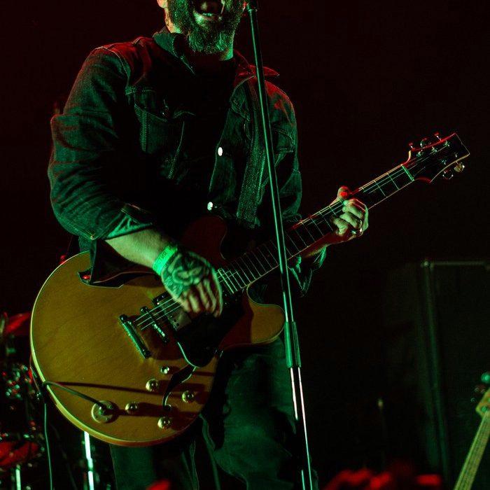 Blue October в Москве