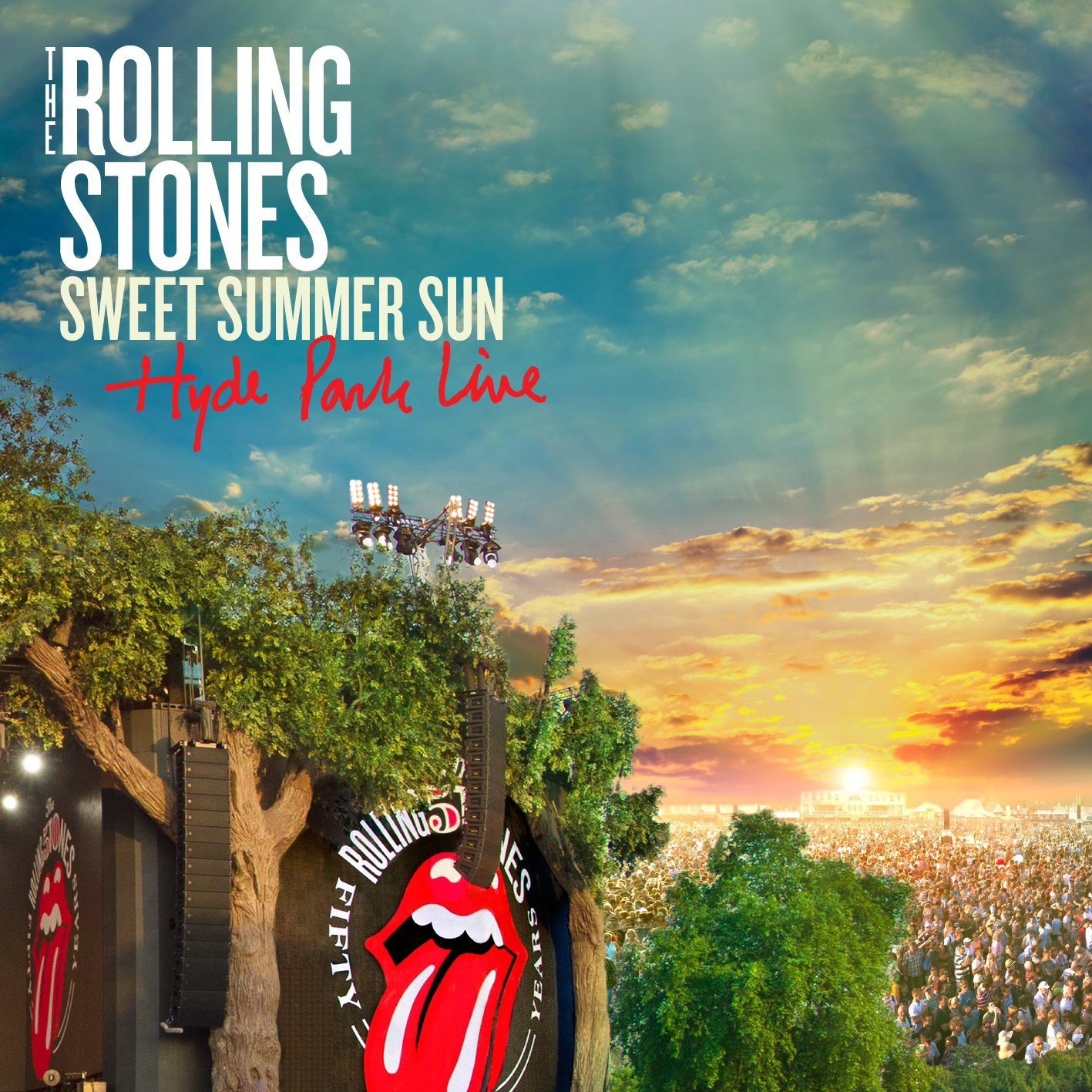 rolling stone sweet summer sun hyde park live