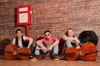 Cello Rock Project re:вечер re:форма тайм клуб timeclub концерт