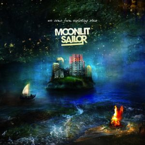 Moonlit Sailor — We Come From Exploding Stars (2014) рецензия