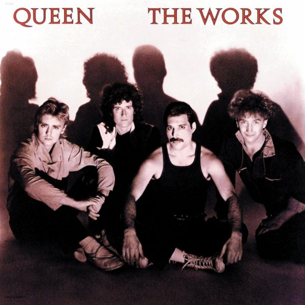 queen альбом the works