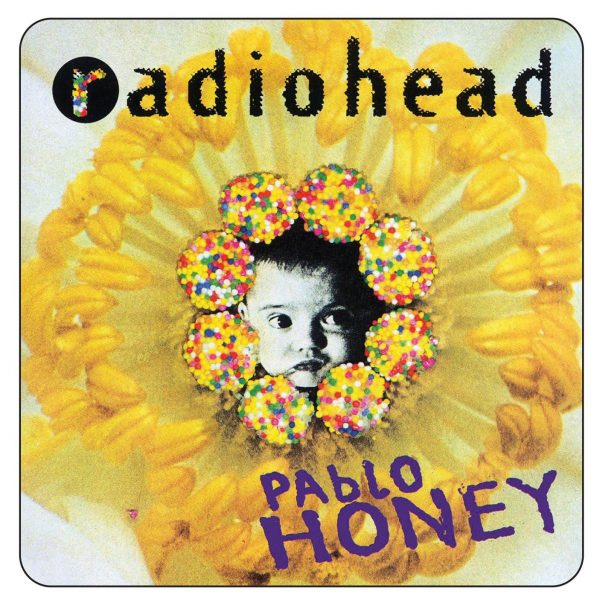 Radiohead - Pablo Honey (1993) название