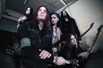 Arch Enemy new vocal новая вокалистка