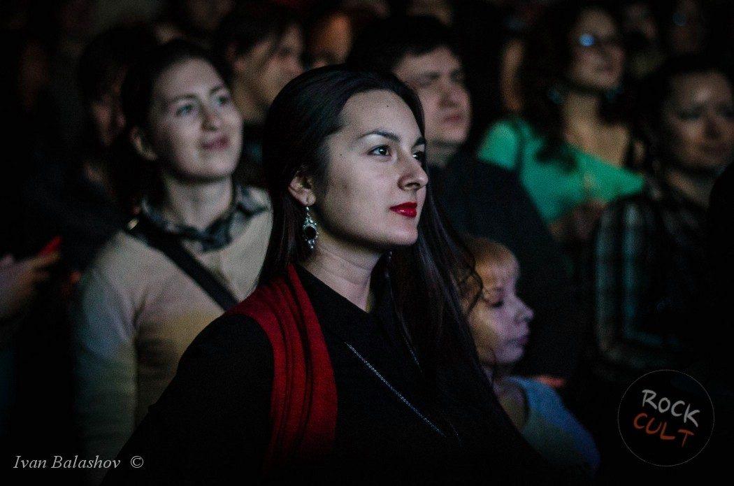 Bon Giovi в Москве Hall 22.02.2014