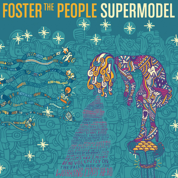 Foster the People - Supermodel (2014)