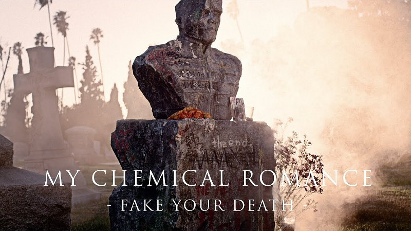 резензия My Chemical Romance - fake your death