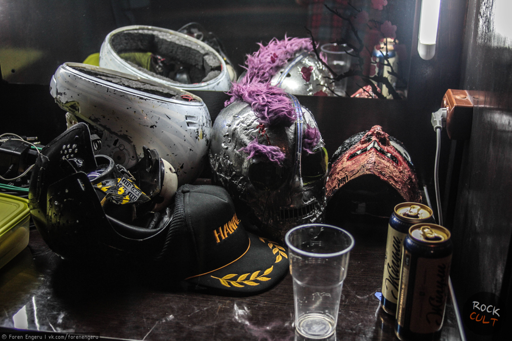 Репортаж и фотоотчет Bondage Fairies 19.04.2014 Plan B фото интервью