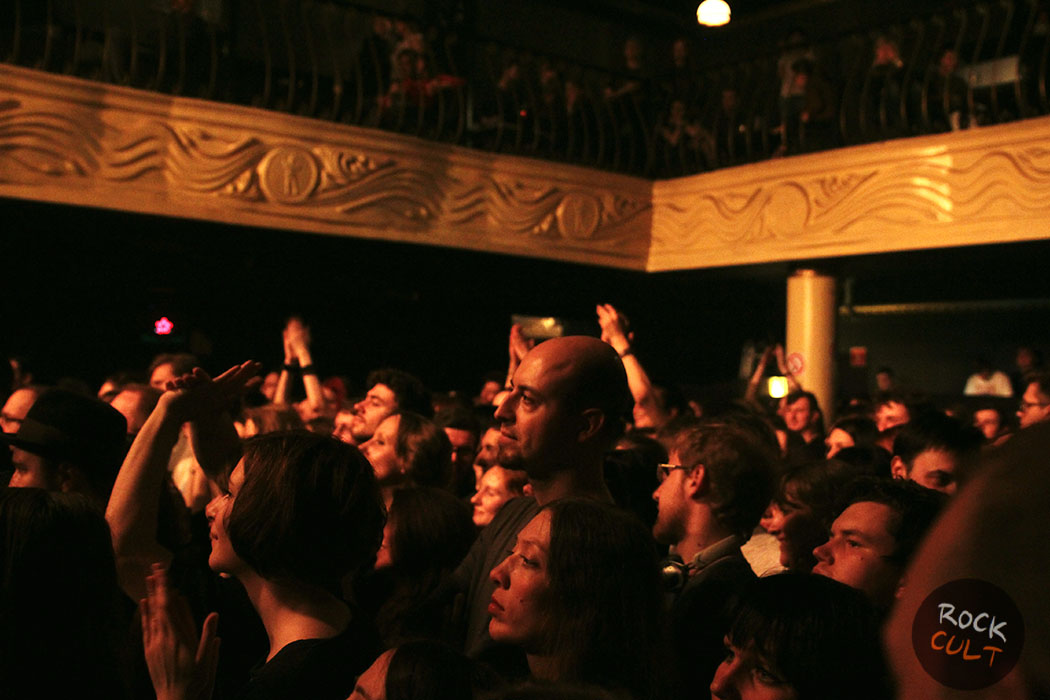 Репортаж | Spiritual Front в Москве | Театръ | 25.04.14 Фотоотчет фото