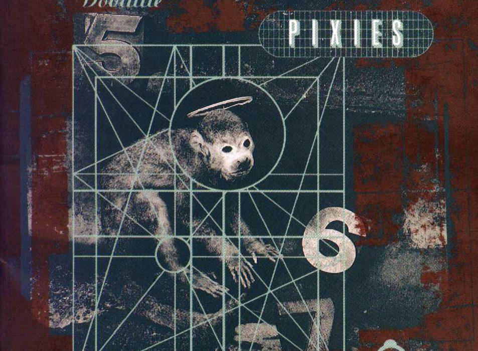 Pixies - Doolittle (1989) история факты