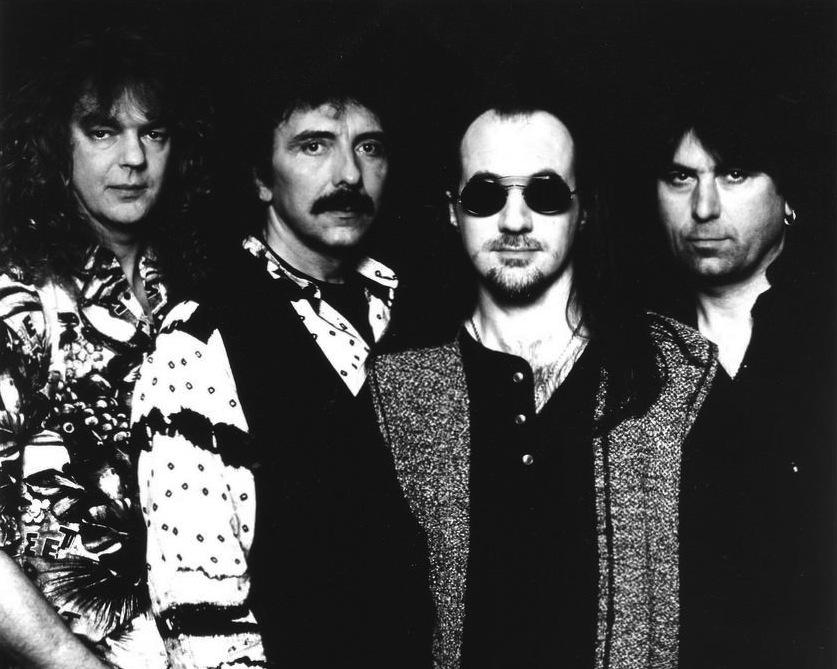 Tony Martin Black Sabbath тони мартин