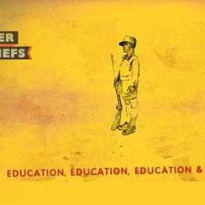 Kaiser Chiefs не стали на Education, Education, Education & War изобретать велосипед