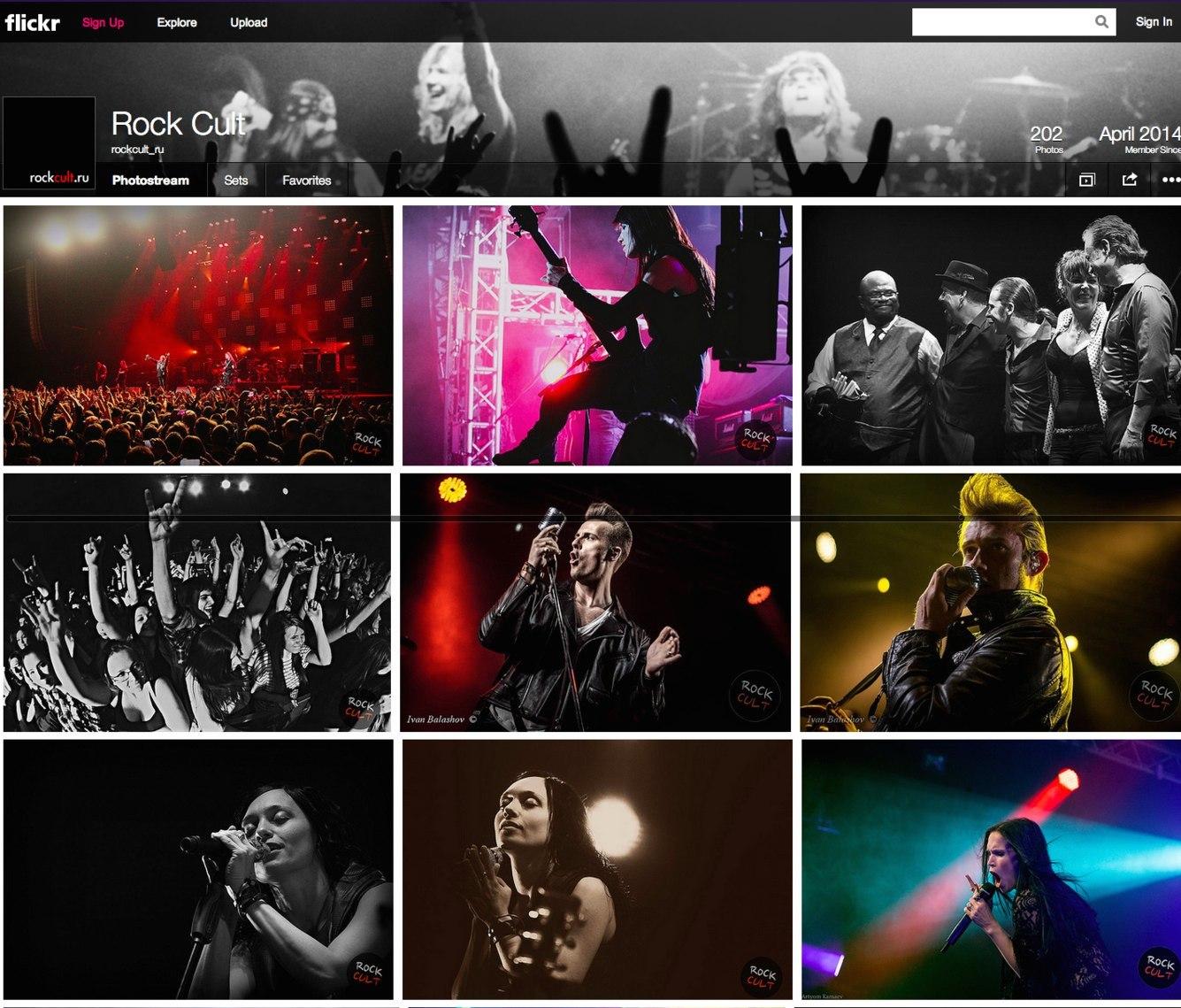 rockcult.ru на flickr