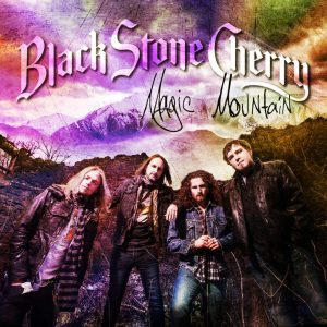 Black stone cherry - Magic mountain (2014) рецензия