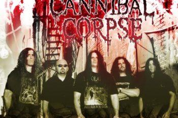 Cannibal Corpse в Москве 2014