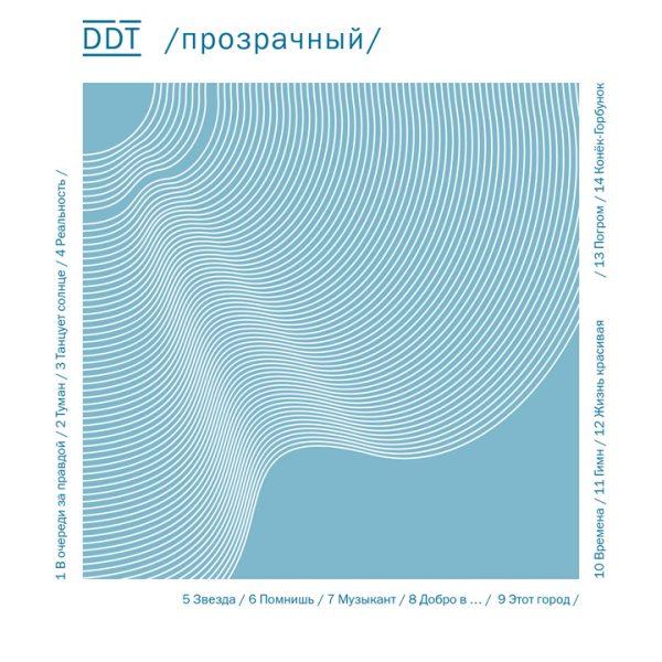 Рецензия на альбом | ДДТ - Прозрачный (2014)