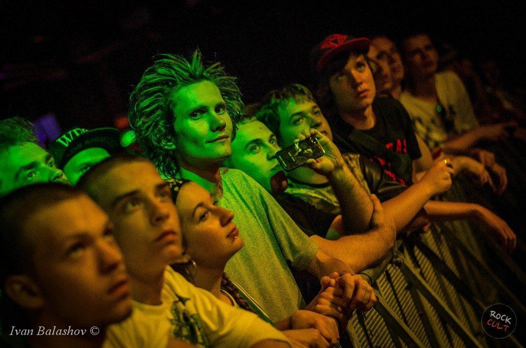 Зрители (5)