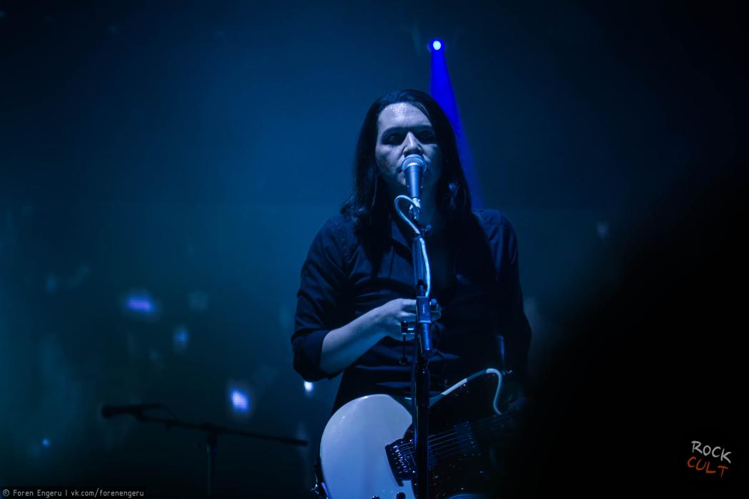 лучшие рок-фото Александра Петрова Pete Brian Molko Placebo