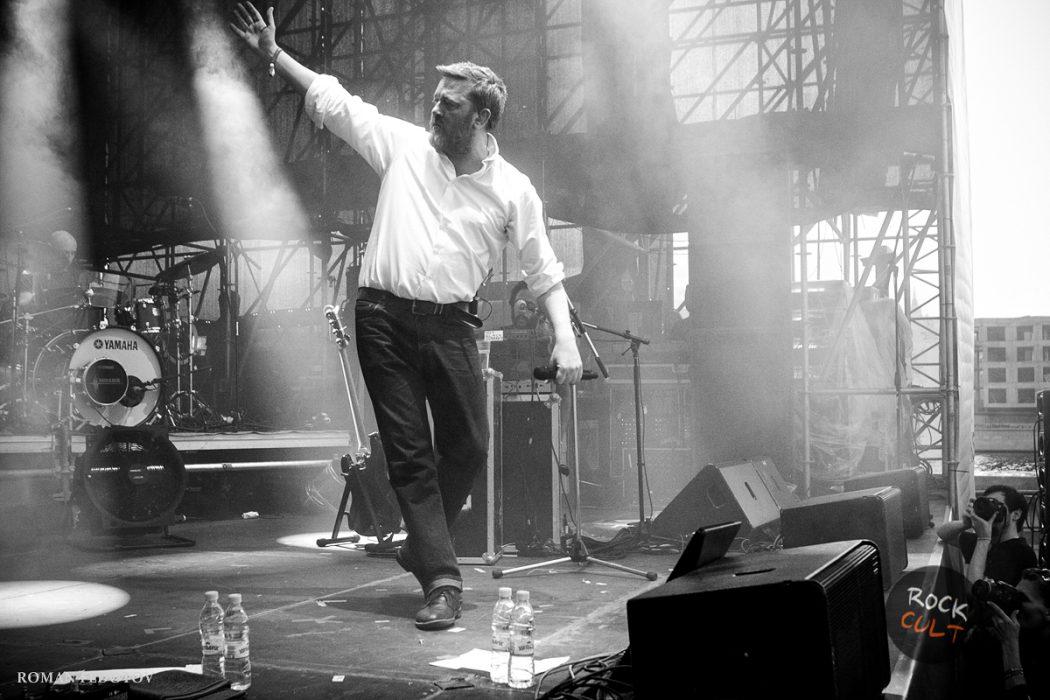 лучшие рок-фото Роман Федотов