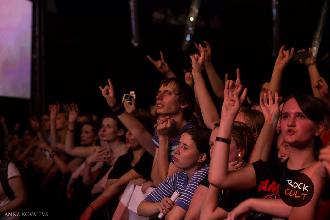 Фотоотчет | Кукрыниксы + КняZz в Ray Just Arena | 20.07.2014 Фото