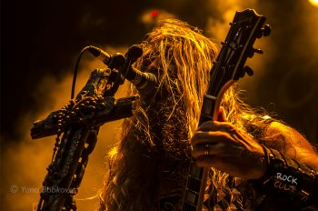 Black Label Society Москва 2014