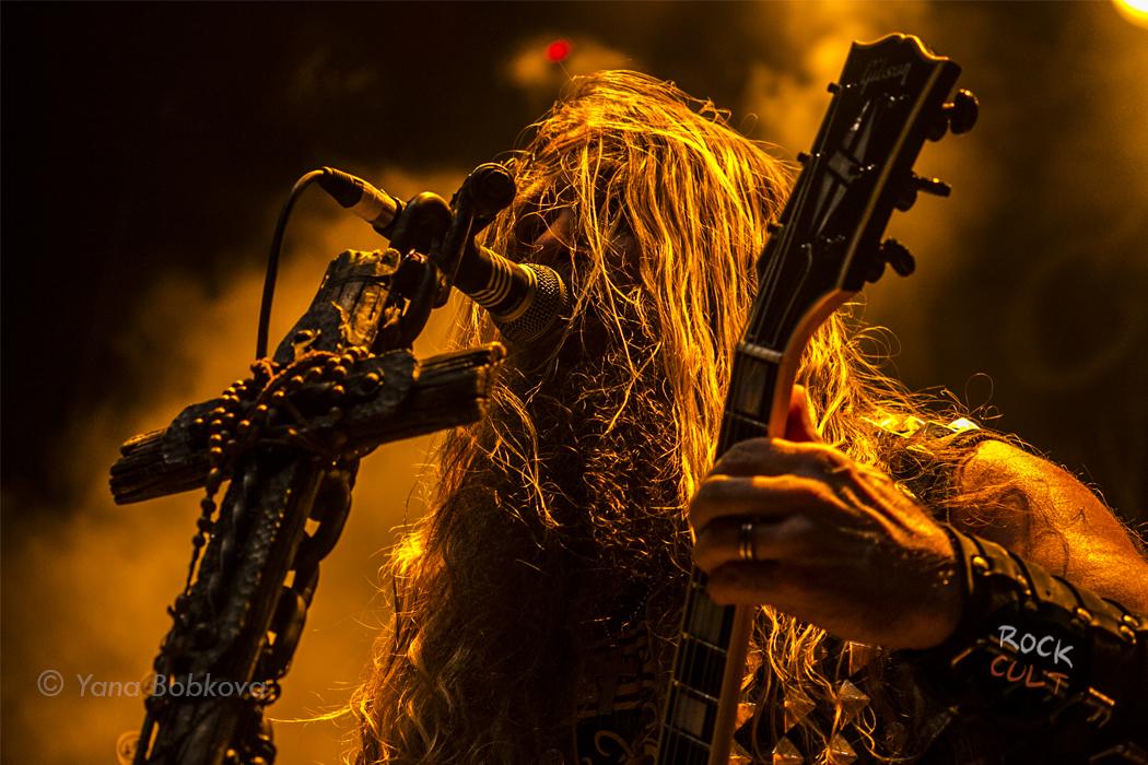 лучшие рок-фото Яна Бобкова Black Label Society