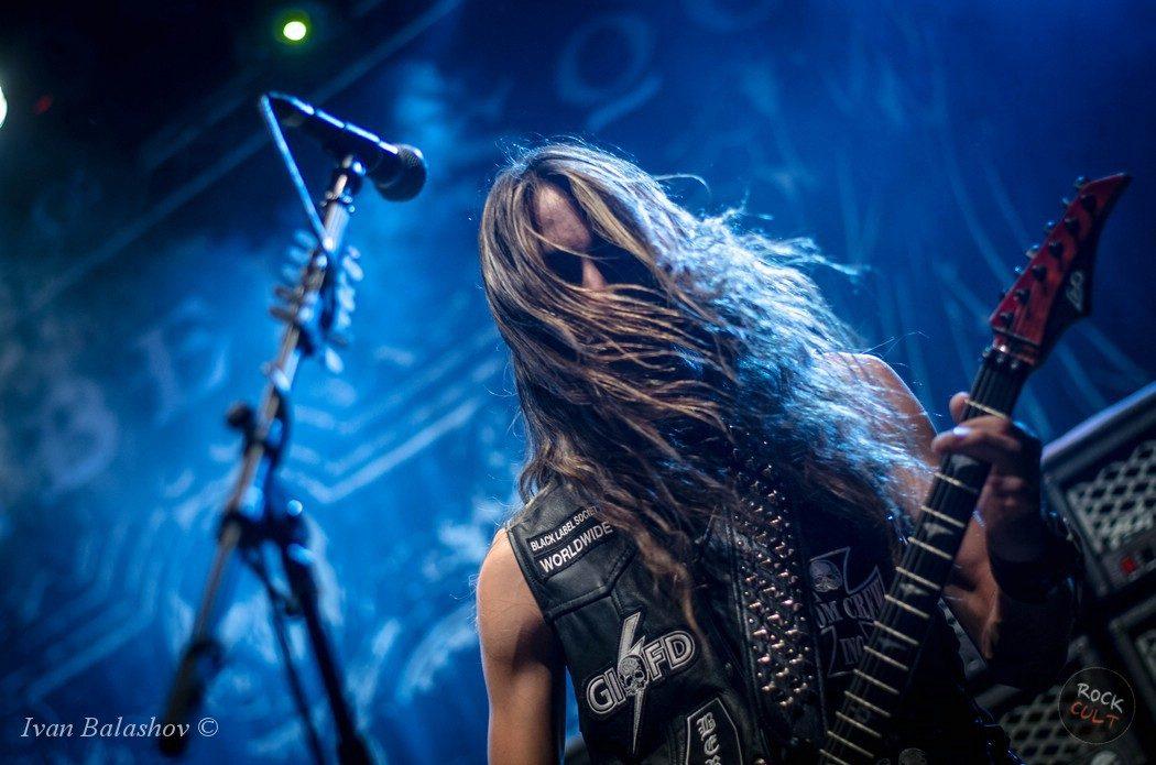 Фотоотчет ч.1   Black Label Society в Москве   ГлавClub   10.07.2014 Фото